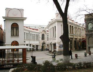Улица Ватные ряды, Тбилиси